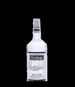Goslings Silver Bermuda Refined Rum 1 Litre