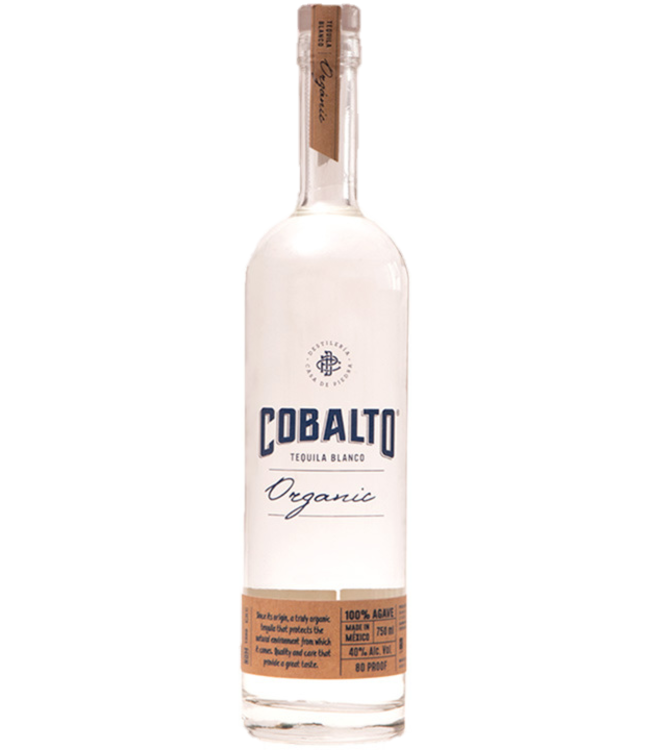 Cobalto Blanco Tequila 750ml