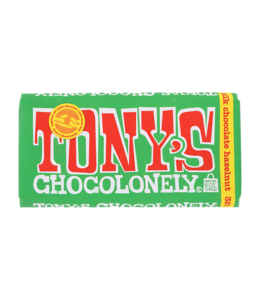 Tony Chocoloney Milk Hazelnut 6oz