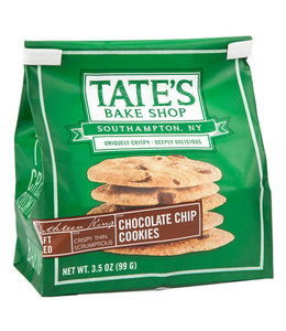 Tate's Bake Shop Chocolate Chip Cookies 3.5oz