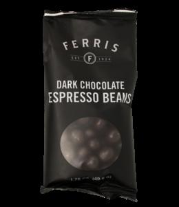 Ferris Dark Chocolate Espresso Beans 1.75oz