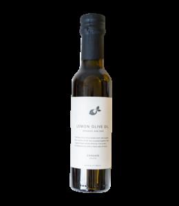Canaan Lemon Crushed Organic Olive Oil Bottle