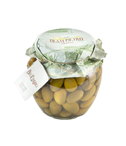 Fratepietro Green Olives G 580ml