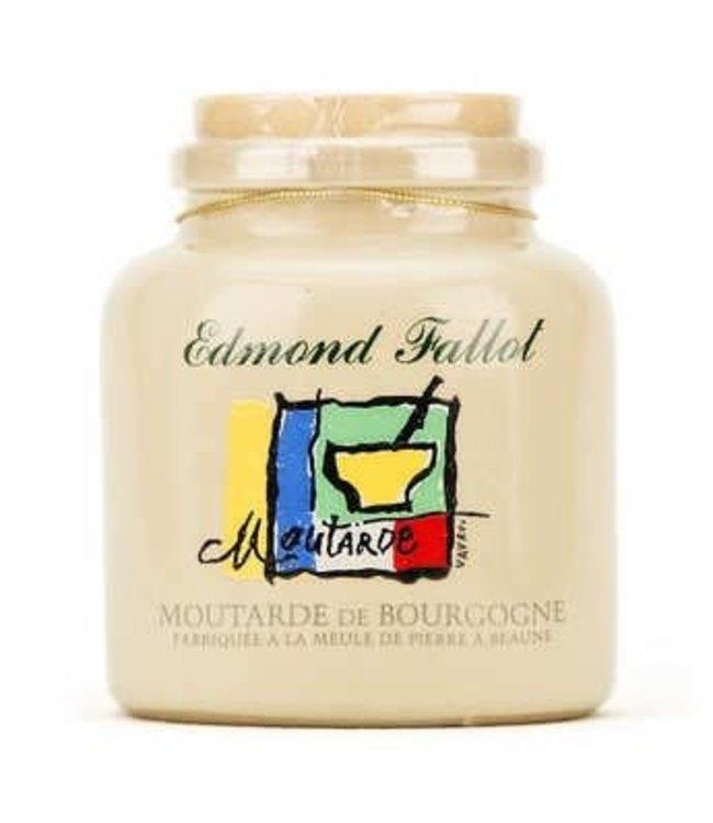 Fallot Burgundy Mustard 'Collection' Stoneware 250g