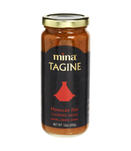 Mina Tagine Fish