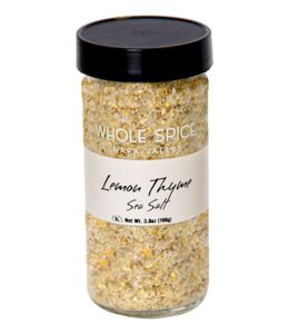 Whole Spice Lemon Thyme Sea Salt