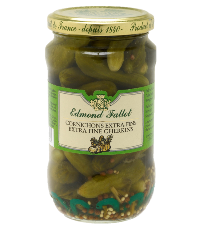Fallot Gherkins 72cl