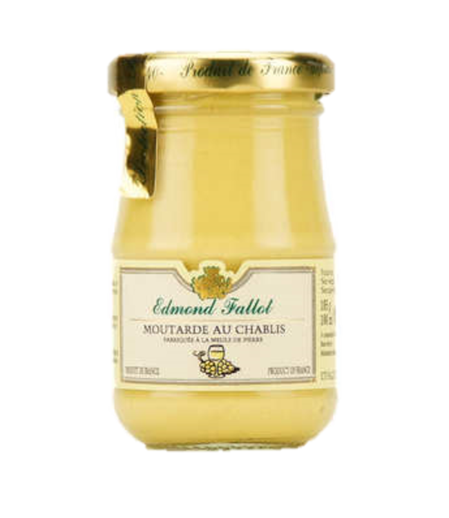 Fallot White Wine Mustard Small 21cl