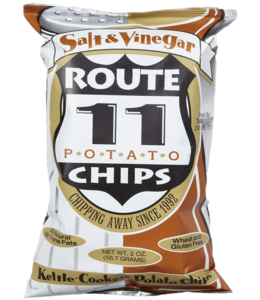 Route 11 Potato Chips Salt N Vinegar 2oz