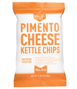 Lillie's Q Pimento Cheese Kettle Chips 1.375oz