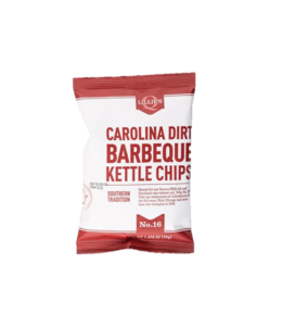 Lillies's caroline dirt barbeque kettle chips small