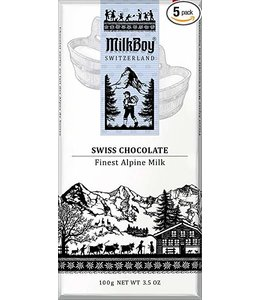 Milkboy Swiss Alpine Milk Chocolate