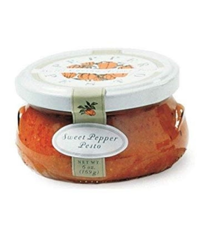 Bella Cucina Sweet Pepper Pesto 6 oz.