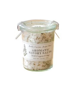 Bella Cucina Wild Oregano and Sage Savory Salt
