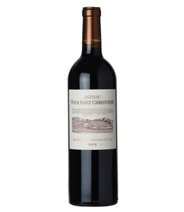 Chateau Tour Saint Christophe Saint Emilion Grand Cru 2015