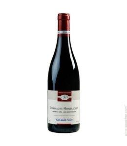Jean Marc Pillot Chassagne-Montrachet Rouge 1er Cru Morgeot 2015