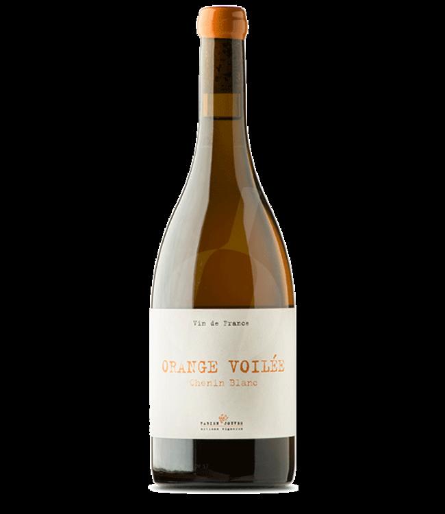 Fabien Jouves Orange Voilee Blanc 2017