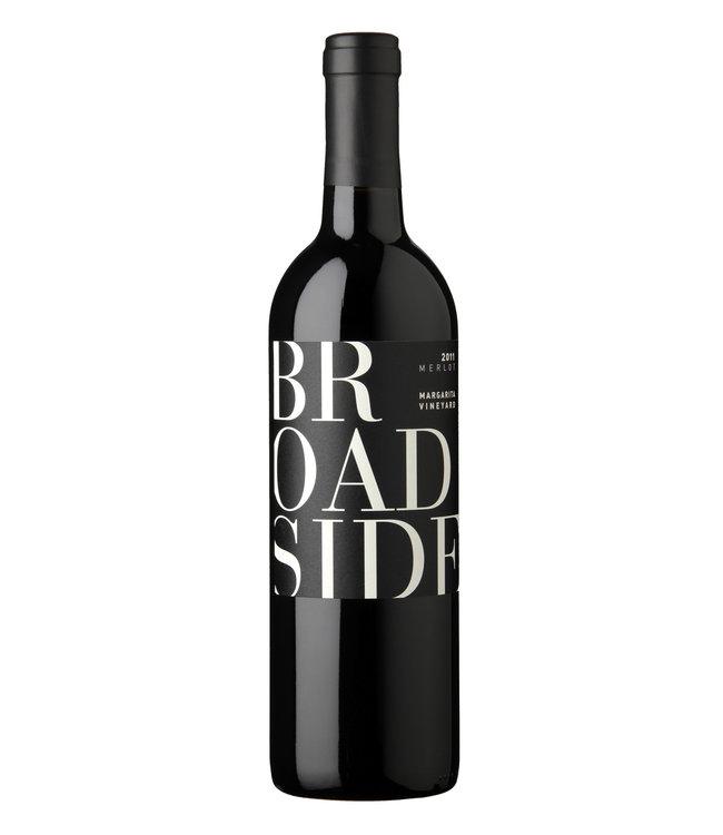 Broadside Margarita Vineyard Merlot 2017