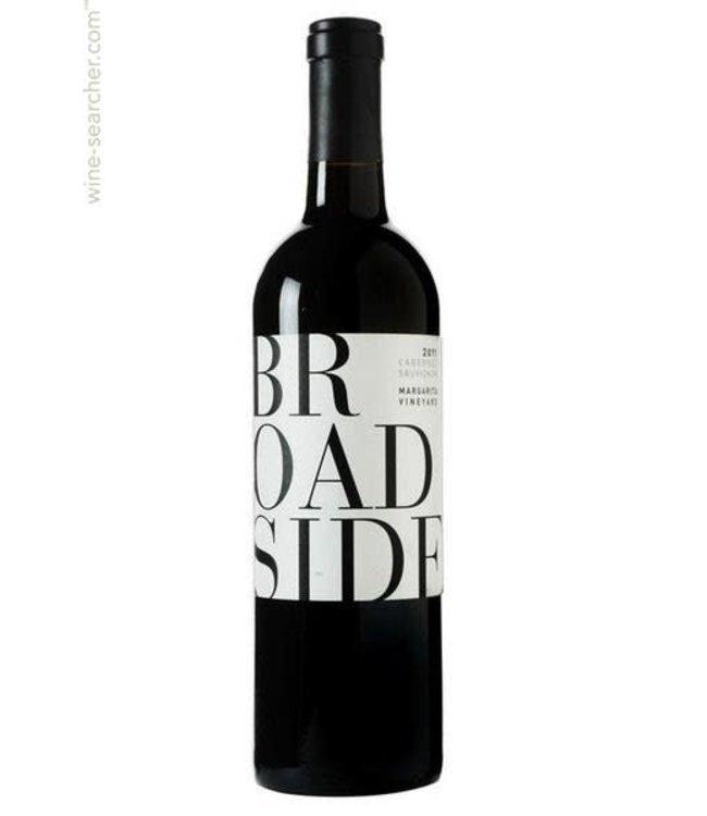 Broadside Margarita Vineyard Cabernet Sauvignon 2017