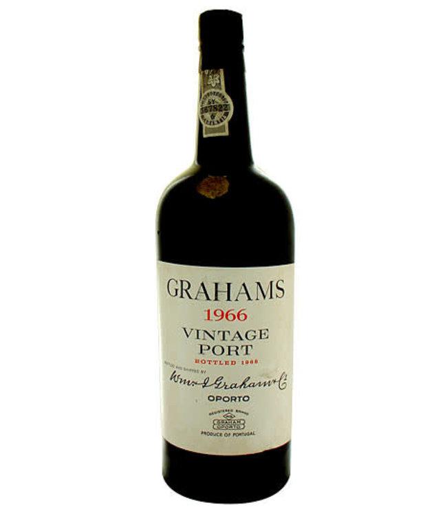 Grahams Port Vintage 1966