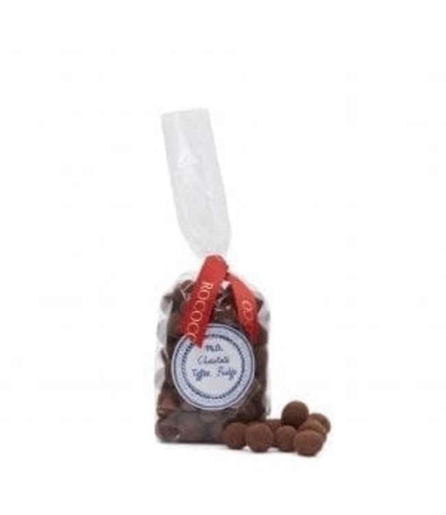 Rococo Nibble Bag Milk Chocolate Toffee Fudge