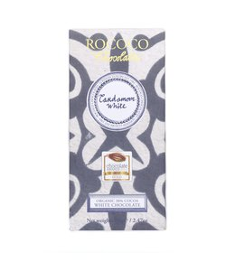 Rococo Bee Bar Small Cardamom White Bar