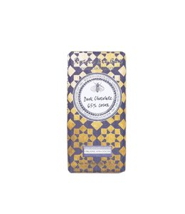 Rococo Bee Bar Plain 65% Organic Dark Mini