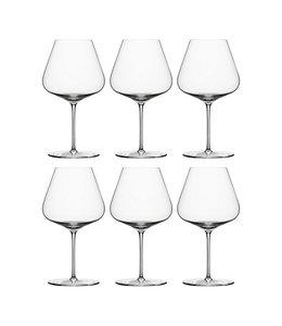 Zalto Burgundy Glass 6-Pack