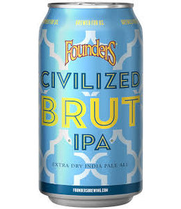 Founders Civil Brut Cans
