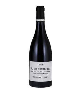 Benjamin Leroux Gevrey-Chambertin 1er Cru 'Les Champeaux' 2017