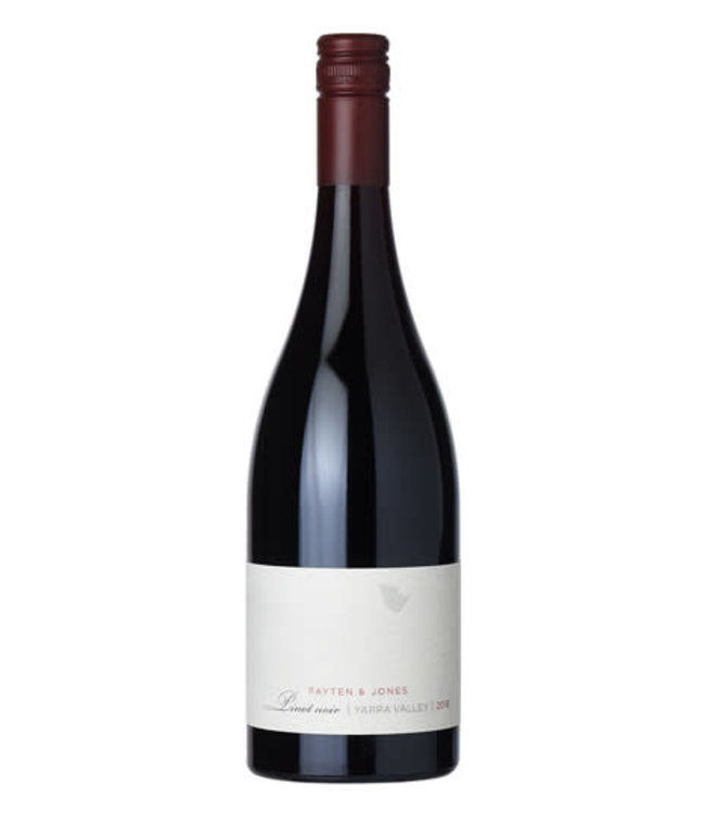 Payten and Jones Pinot Noir 2018