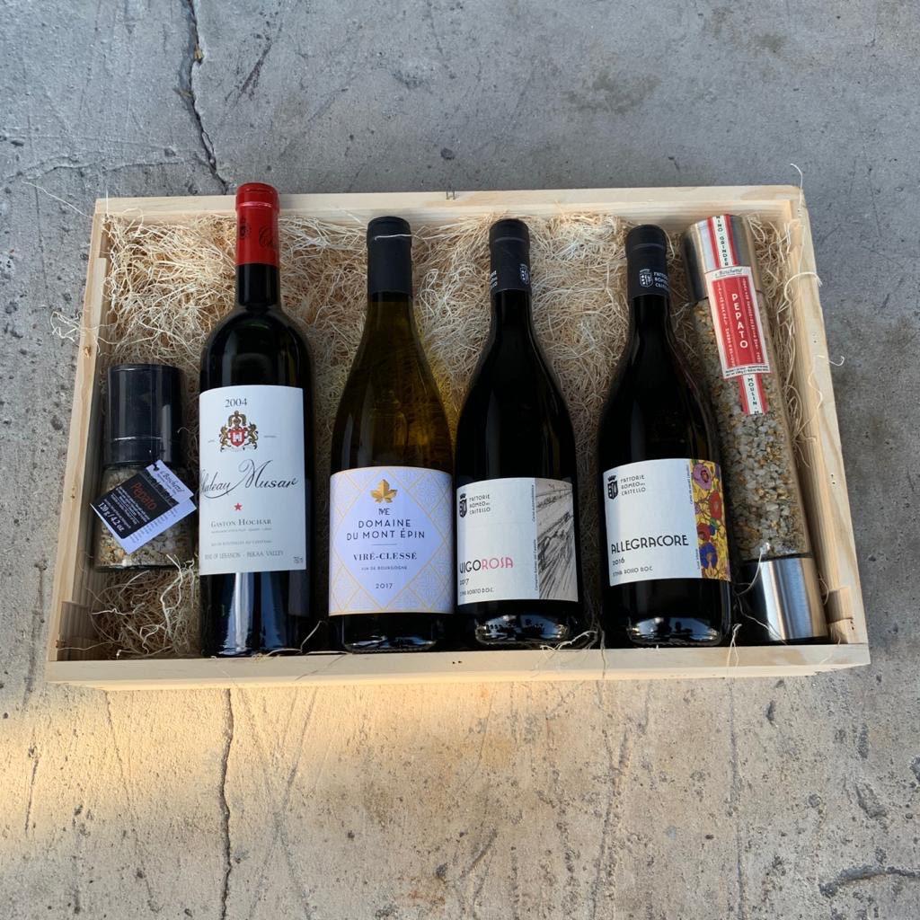 February 2020 Wine Club has shipped