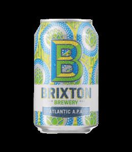 Brixton Atlantic Pale Ale Can