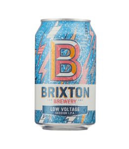 Brixton Low Voltage Sessions IPA Can