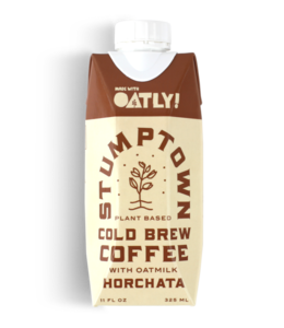 Stumptown Cold Brew Oatly Horchata