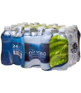 Nirvana Spring Water - 24x16.9oz