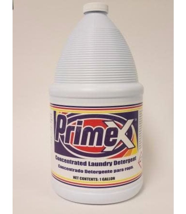 PrimeX HE Concentrated Liquid Laundry Detergent - 1Gal