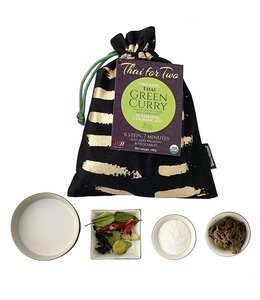 Verve Culture Organic Green Curry Kit
