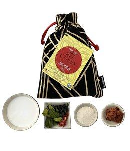 Verve Culture Organic Red Curry Set