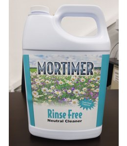 Rinse Free Neutral Cleaner-Fresh Floral scent 1gal