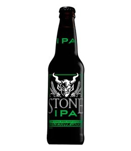 Stone IPA 12oz bottle (6-pack)