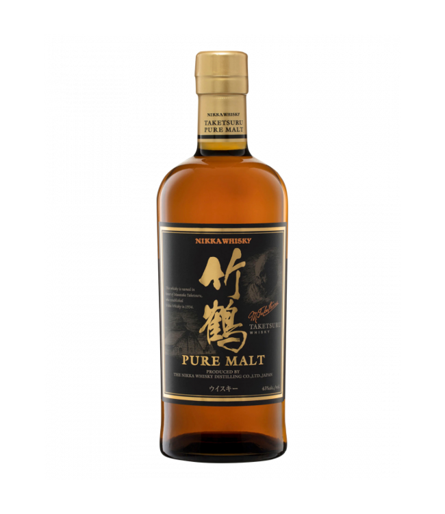 Nikka Taketsuru Pure Whiskey 700ml