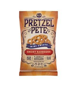 Pretzel Pete Smoky Barbecue Mini Twist Pretzels (3.5 oz)