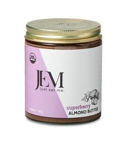 Jem Organics Superberry Almond Butter