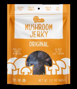 Pan's Mushroom Jerky Original