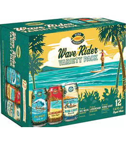 Kona Wave Rider Variety Pack Cans (12-pack)