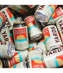 Yards Summer Crush Citrus Wheat Beer 12oz Can (6-pack)