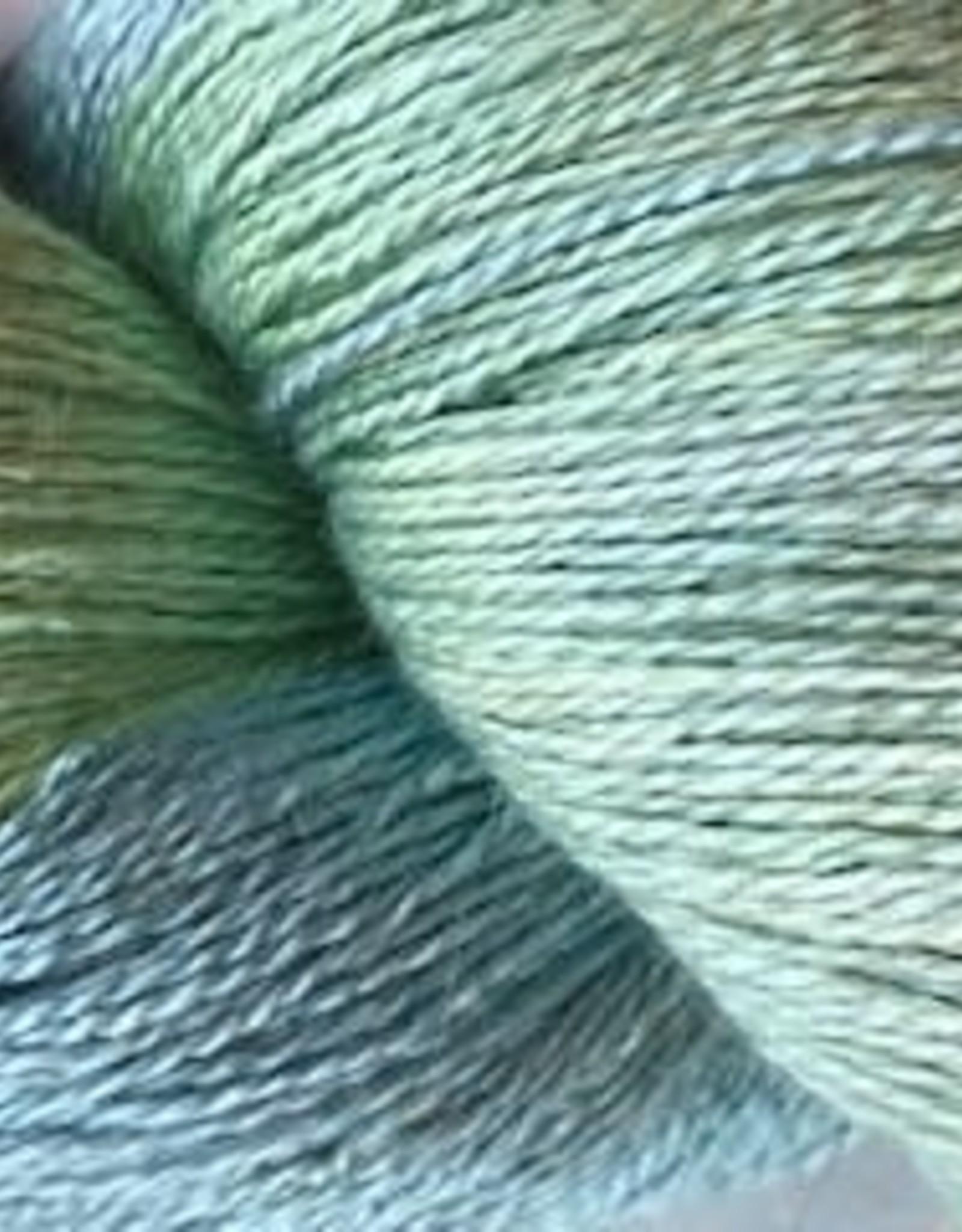 Hand Maiden Lace Silk
