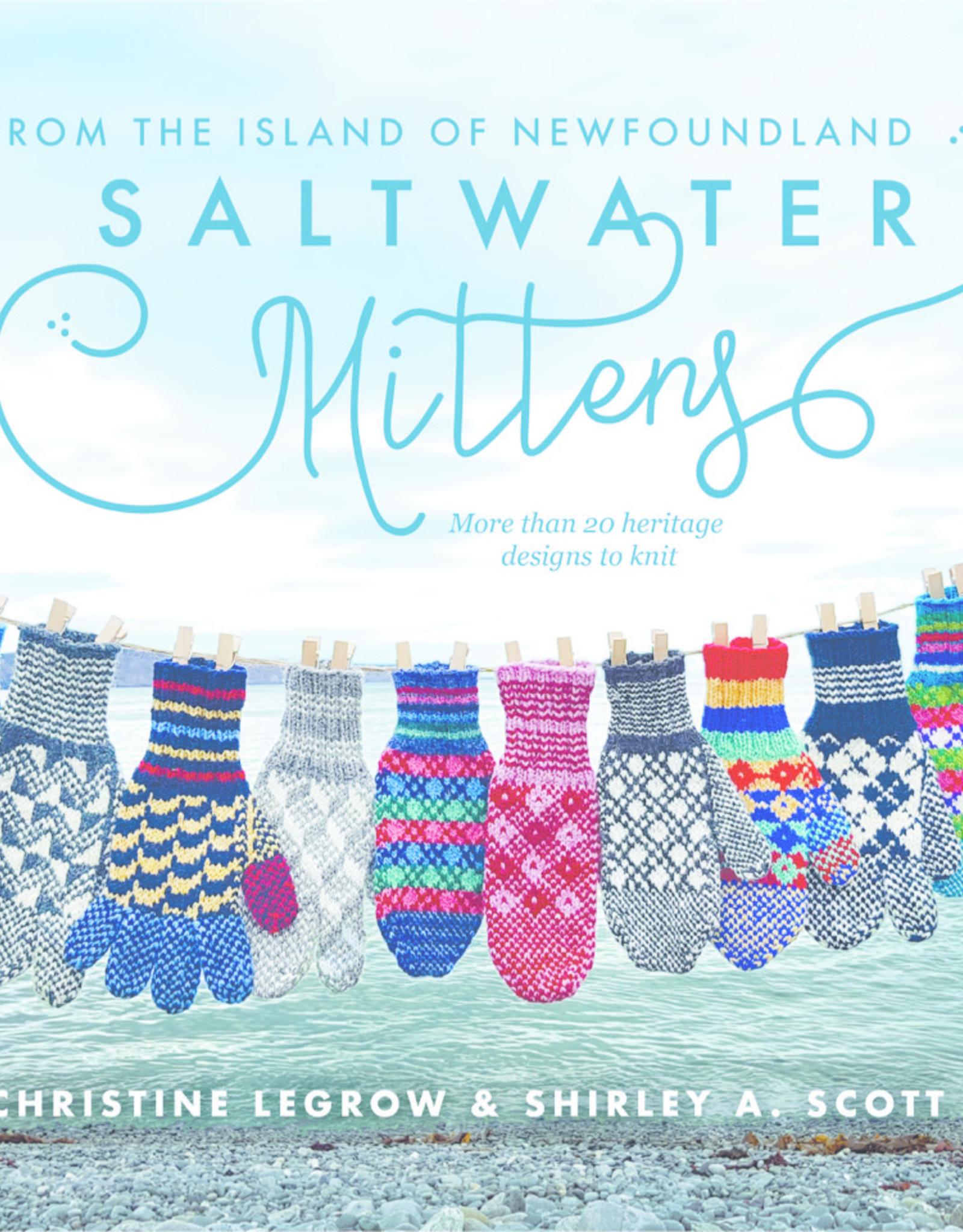 Saltwater Classics Mittens