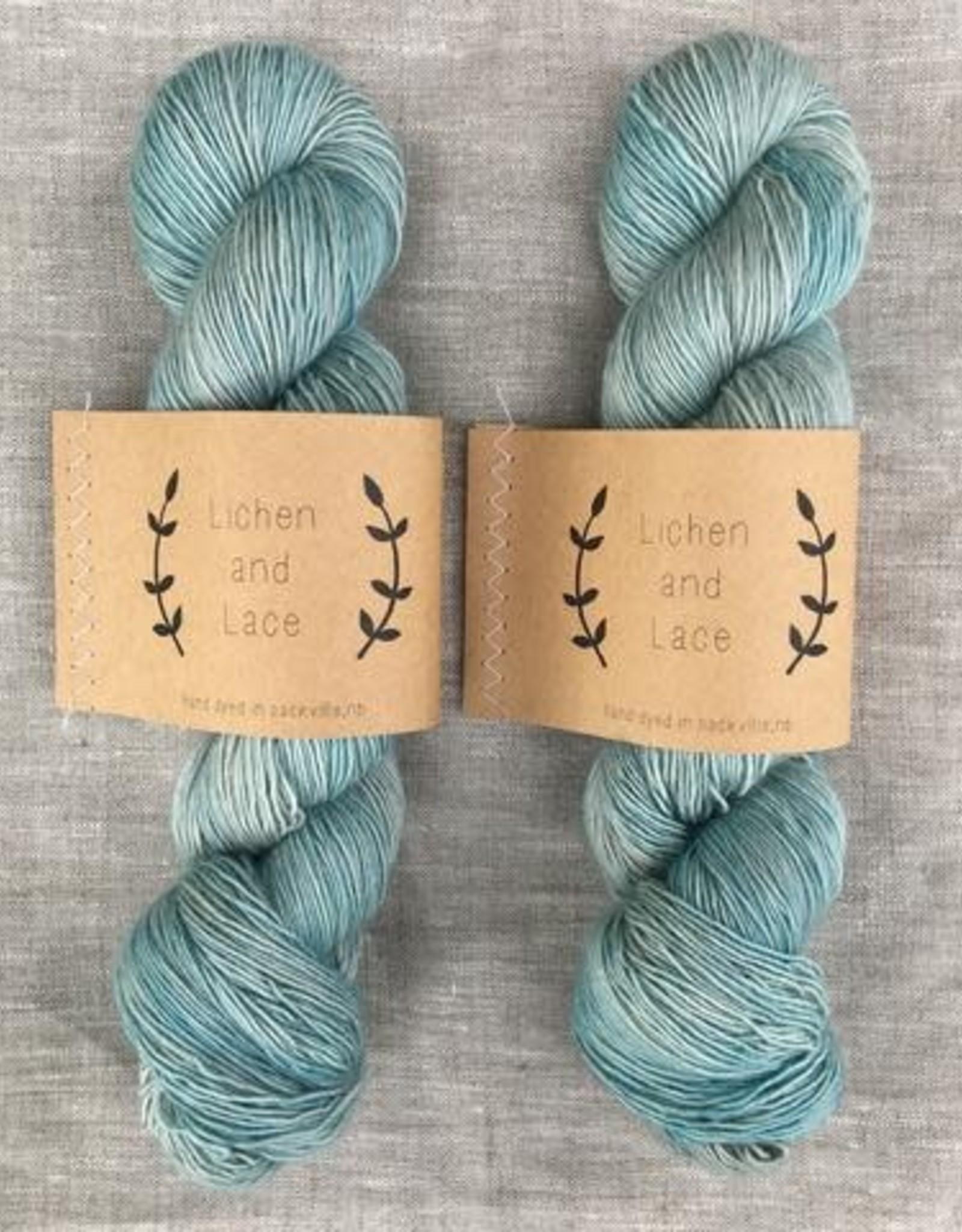 Lichen & Lace Lichen & Lace Matte Sock